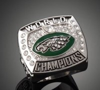 ingrosso souvenir aquila-Nuovo arrivo gioielli 2018 Eagle Wentz campionato anello per gli appassionati di regalo ragazza souvenir