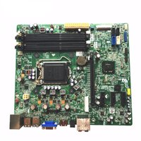 Wholesale desktop motherboard wifi resale online - For Dell XPS Vostro Desktop Motherboard CN NW73C NW73C Intel QS77 Chipset LGA1155 DH77M01 Systemboard