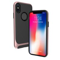 Wholesale plastic cellphone cases for sale - For iPhone X Xs Max Xr Galaxy S8 Cellphone Heavy Duty Case with Belt Clip Protective Cover for iPhone