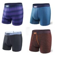 Wholesale random buttons - Free shipping All S size -random color ~random style -SAXX Men's Boxer Brief SAXX underwear ~-NO BOX (North American Size)