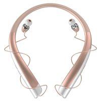 oberes nackenband großhandel-Top-Qualität HBS 1100 Bluetooth Headset Wireless HBS1100 CSR 4.1 Neckband Sport Ohrhörer mit Mikrofon Kopfhörer für iPhone Samsung