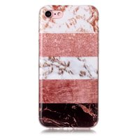 Wholesale xperia cell phone cases - For Sony Xperia L1 L2 XA2 For RedMi 4X Fashion Soft TPU IMD Case Marble Cover Hybrid Natural Silicone Rock Stone Cell Phone Skins 2018 New