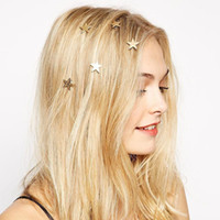 Wholesale hair styles for braids for sale - Golden Star Spring HairClip Delicate PC Hairpins For Hair Women Sweet Braid DIY Hairstyle Styling Accessories