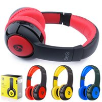 Wholesale bluetooth headphones stereo for laptop for sale - Group buy Music Headphones Bluetooth Stereo Headband S99 Sports Noise Cancelling Headsets with Mic for Phone Laptop Supports TF MP3 Player FM Radio