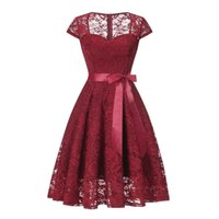 Wholesale women s summer dresses plus size wedding dresses Europe US Vintage style