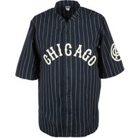 Wholesale american giant - Chicago American Giants 1926 Road Baseball Jersey Doulble Stiched Logos & Name & Number Customizable For Men Women Youth