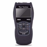 Wholesale vs890 scanner resale online - Vgate MaxiScan VS890 Automotive Live Data Scanner OBD2 OBDII Code Reader Universal Multi language Car Diagnostic Tool
