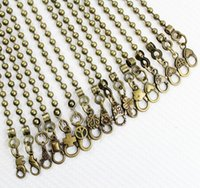 Wholesale wholesale purse parts - 10PCS lot 120cm Handbag Metal Chains Purse Chain With Buckles Shoulder Bags Straps Handbag Handles Bag Parts & Accessories