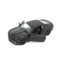 Wholesale 36 Chevrolet - 1:36 Licensed Diecast Metal Scale Car Model The Chevrolet Camaro Collection Alloy Model Pull Back Toys Car Matte