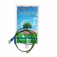 Wholesale Plastic Tube Bag - Spot 1000ml Tree Infusion kits Plant transplant Duct infusion tube bags for home garden or gardening Irrigation System