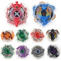 Wholesale Beyblade Burst Fusion Top D Master With Launcher And Original Box Metal Plastic Toy For Boys Children