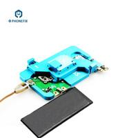 sabit disk toptan satış-FIXPHONE Orijinal Yüksek Kalite MJ-870 5 in 1 Sabit Disk Test Fikstür NAND Flash Bellek Çip Soket Test Aracı iphone 6 S 6 SP 7 7 P