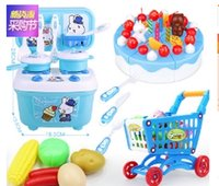 Wholesale hot boys toys - China Factory Outlet Hot sale Fun Play House Toys Simulation Kitchen Boys Girls Cookware Kitchenware Toy Wholesale