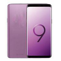 Wholesale Box Cell Phones - Goophone 9plus 6.2inch HD cell phones MT6580P Quad Core 1G 8G Show 4G LTE 4G 64GB Unlocked Smartphones Sealed box