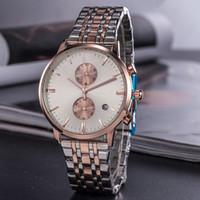 ingrosso lavoro di legame-Top luxury business watch da uomo AR Factory design all subdial work cronografo al quarzo orologi mont offshore ct relogio bond orologio da polso 1884