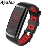 отслеживание gps браслетов оптовых-wyelan CD09 Smart Bracelet Heart Rate Monitor Fitness Tracker GPS Tracking Wristband IP67 Waterproof Sport Smart band