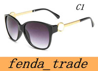 Wholesale sun glasses designer hot resale online - 2018 brand Factory Price Sunglasses Hot Selling Fashion Brand Designer Sunglasses women Sun glasses Classic eyewear big Frame Oculos