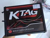 kess v2 master großhandel-KTAG K TAG V7.020 KESS V2 V5.017 SW V2.23 Master-ECU Chip Tuning Tool K-TAG 7,02