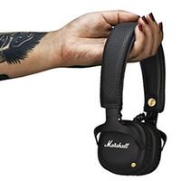kopfhörer professionelle qualität großhandel-Hohe Qualität Marshall MID Bluetooth Kopfhörer mit Mic Deep Bass DJ Hallo-Fi Headset Professionelle Marshall Kopfhörer nettes Einzelteil