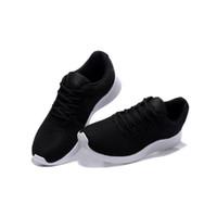 Wholesale london art - Tanjun London III Olympic Run 3 Classic Lightweight 2018 New Mens Designer Running Shoes for Men Casual Trainers Women Sports Sneakers