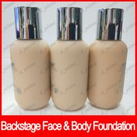 Wholesale cream liquid concealer for sale - Group buy Famous Brand Face Makupe Backstage Face Body Foundation Concealer BB Cream ml OR CN CR Liquid Foundation Colors