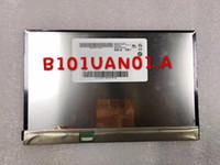 tablet pc touch lcd toptan satış-Orijinal ve Yeni için 10.1 inç LCD ekran B101UAN01.A B101UAN01 tablet pc ile dokunmatik ekran ücretsiz kargo