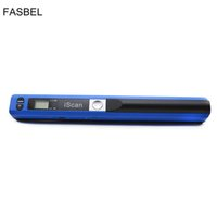 mini scanner usb venda por atacado-Scanners portáteis A4 Scanner de documentos 900DPI Mini Scanner Pen Suporte JPG PDF Editar