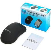 escamas de mouse venda por atacado-Portátil Escalas Digitais Mouse Estilo Escala de Jóias Balança de Precisão Balanço de Bolso Gram Display LCD Atacado 100G 200g 0.01g 500G 0.1G rápido
