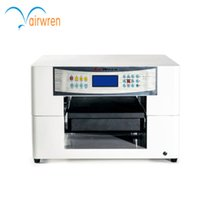 цены на печать в формате pvc оптовых-печатная машина карточки PVC струйного ультрафиолетового планшетного принтера акриловая с низкой ценой