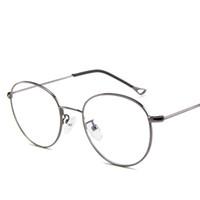 6e6cfb40fd Screwless Eyewear Korean Glasses Frame Men 2018 Ultralight Prescription Titanium  Eyeglasses Women Rimless Denmark Optical Frames