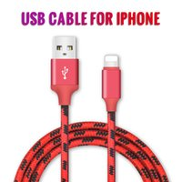 Wholesale iphone 5s mobile charger for sale - Fast Data Charging Charger Cable For iPhone XS Max XR X S S iPad Cord Mobile Phone Cable Top