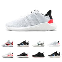 Wholesale browning arms - 2018 new EQT 93 17 ultra shoe Support Future black white pink Coat of Arms Pack Men women turbo red casual sports Sneaker