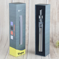 atlantis vape pen großhandel-Vape TVR 30W Box Mod Machanical Mod TVR 30 Starter Kits Elektronische Zigarette TVR 30 2200mAh Batterie Atlantis Tanks Vaporizer Vape Pen