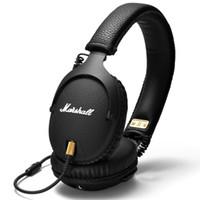 Wholesale headphones wireless dhl free shipping resale online - Marshall Monitor bluetooth wireless Headsets audio helmet On Ear Wireless Headphones Black DHL TOP QUALITY