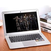 ingrosso tablet hdd-Cewaal 2017 Nuovo 14 pollici 4 core Intel Atom Z3735F 2 GB di RAM 32 GB HDD Notebook Laptop Tablet Per Win10 EU Plug 6000 mAh Batteria