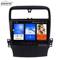 telefone celular android venda por atacado-10.1 polegada Android 6.0 Car DVD Estéreo de Rádio Para Acura TSX 2004-2008 Controle de Volante de Navegação GPS controle de toque completo 1024 * 600