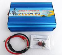 12v inverter reine welle großhandel-Senoid Pura Inverter DC Wechselrichter 1500W reiner Sinus Wechselrichter Spitzenleistung 3000W 12V 24V 36V 48V bis 110V 220V