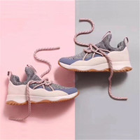 Wholesale lace loop resale online - 2019 New WMNS City Loop Oreo Pink Women Mens Men Light Gray Luxury Running Designer Shoes Sneakers Brand Trainers