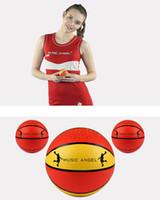 musique ange haut-parleurs bluetooth achat en gros de-Music Angel JH-LQBT Mini-basket-ball Super Bass lecteur mp3 Hi-fi Bluetooth Haut-parleurs Soutien mains libres Réponse à un appel téléphonique