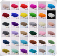 Wholesale ostrich feathers wedding dresses for sale - Group buy 10yards High Quality Real Ostrich Feather Trims for Skirt Dress Costume Yards Ribbon Feather Trimming for Wedding Party Decorations
