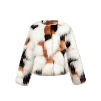 Wholesale baby clothing fast shipping for sale - Group buy Children Clothing Baby Toddler Kids Infant Girls Autumn Winter Faux Fur Coat Jacket Thick Warm Outwear Clothes Fast Shipping New