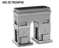 construir torre eiffel al por mayor-Modelo de construcción de metal (DIY), ARC DE TRIOMPHE; EIFFEL TOWER; BIG BEN; TOWER OF PISA; FERRIS WHEEL; WINDMLL; HIME JI CASTIE; SYDNEY OPERA HOUSE;