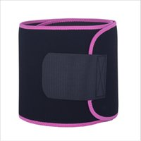 Wholesale sweat bands for sale - Group buy Slimming Heating Belt Body Building Outdoor Sports Sweat Belts With Multi Color Creative Portable Shock Proof Support Band yt2 jj