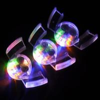 protetores de boca piscando venda por atacado-LED Light Up Suspensórios Para Decoração de Halloween Eletrônico Flash Boca Guarda Seguro Não Tóxico Brinquedos Venda Quente 2 6 ml B