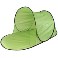 Wholesale quick shade - Waterproof Outdoor summer sun shade UV protection tent fully automatic quick open pop up beach awning camping hiking tent