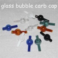 XXL Quartz Thermal P Banger+Bubble carb cap 10mm 14mm 18mm male female 90 45 Degrees 100% real Double wall quartz nail free shipping