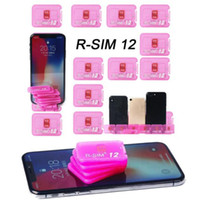 Wholesale Rsim r sim RSIM12 iphone unlock card for iPhone iPhone plus and i6 unlocked iOS x x G