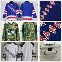 factory outlet new york rangers blank jersey blue white digital camo blank ny rangers stadium series jerseys cheap blank rangers hockey jer