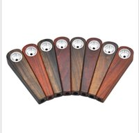 Wholesale Wholesale Stone Pipes - Fine Handmade Wooden Wood Pipe Pipe Stone Nanmu Pipe