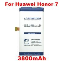 батарея чести оптовых-Оптовая 3800mAh HB494590EBC литий-ионная аккумуляторная батарея для оригинальной батареи Huawei Honor 7 Glory PLK-TL01H ATH-AL00 PLK-AL10